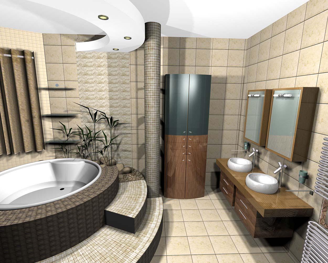 Cool Haus Umbauen Das Beste Von Pattaya Wohnung : Umgebautes Badezimmer