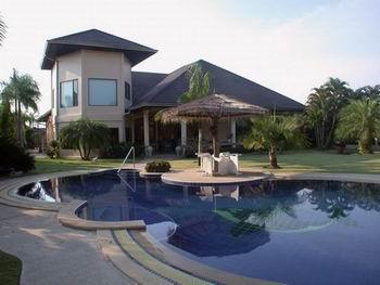 Schlüsselfertiges Bauen in Pattaya und Jomtien