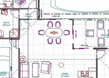 Grundrissplan Neubau